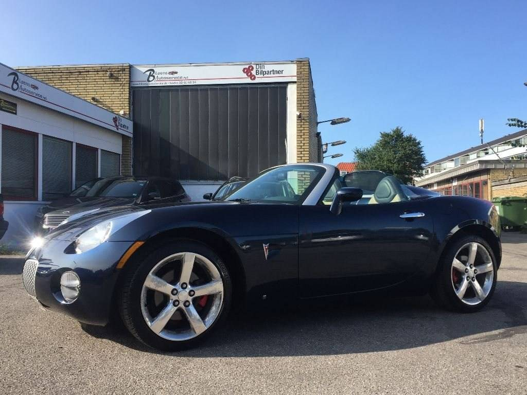 p1 - Pontiac Solstice 2,4 Roadster 2d