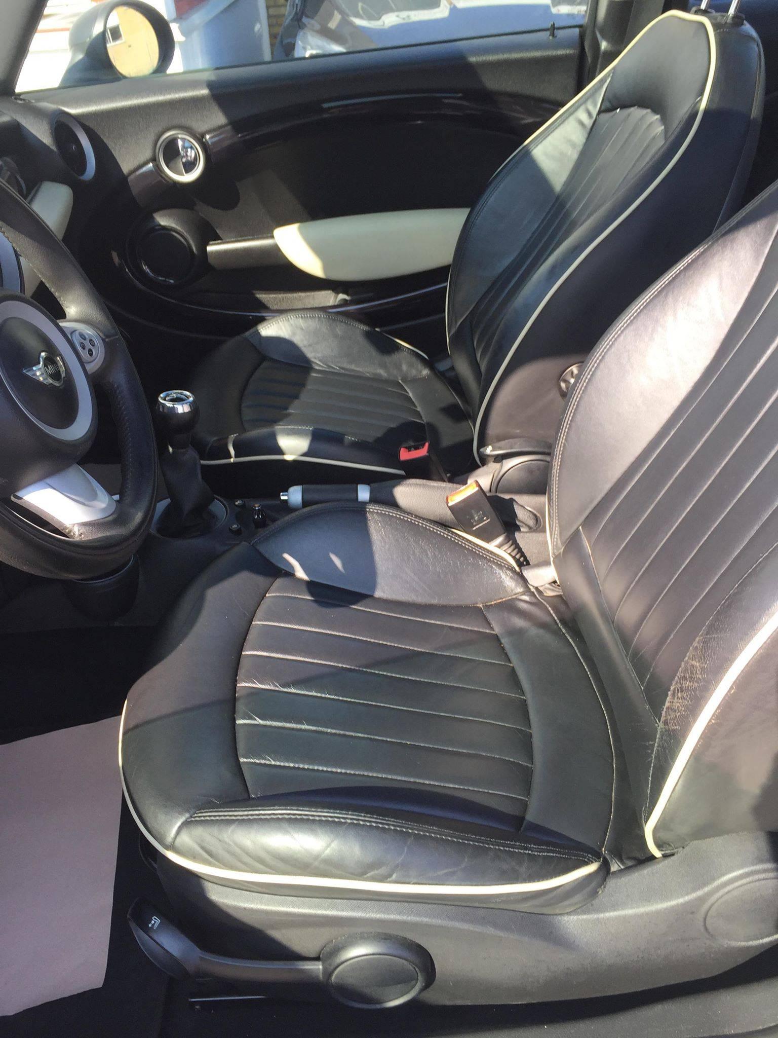 m10 - Mini Cooper S 1,6 175 3d