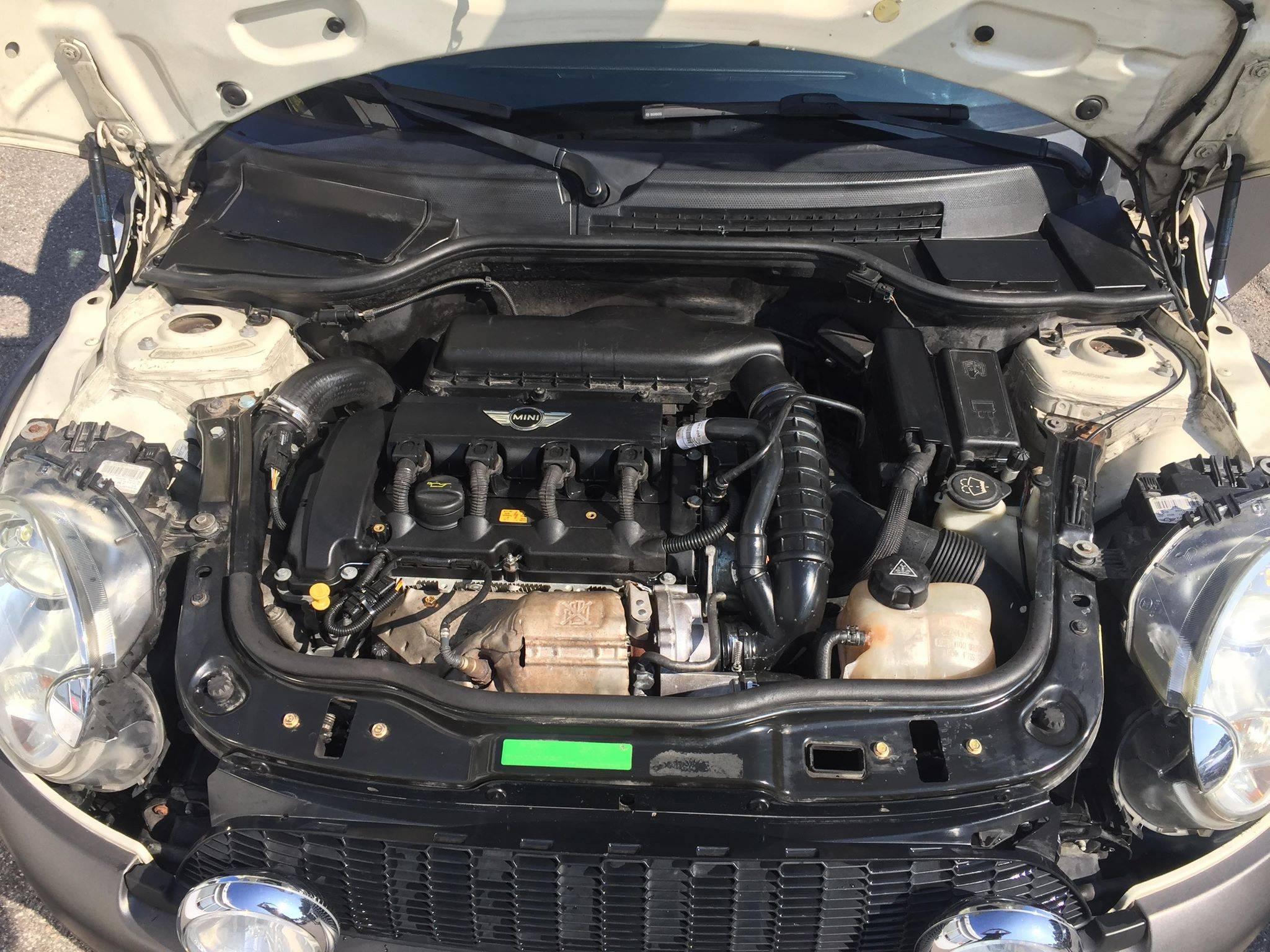 m12 - Mini Cooper S 1,6 175 3d