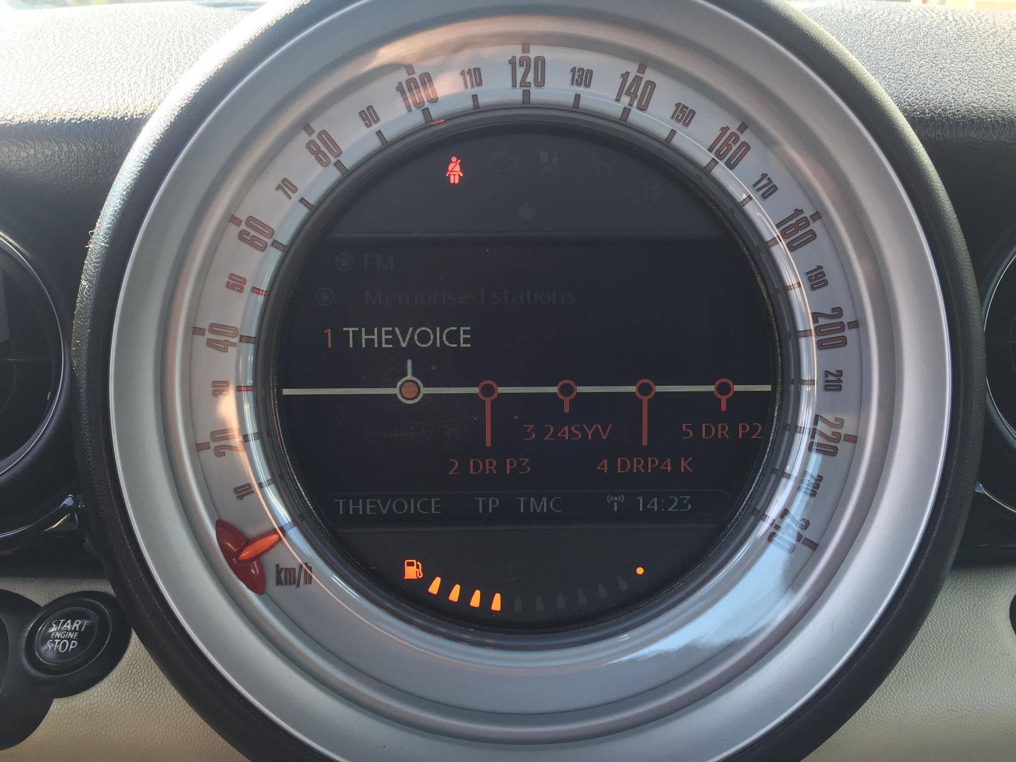 m13 - Mini Cooper S 1,6 175 3d