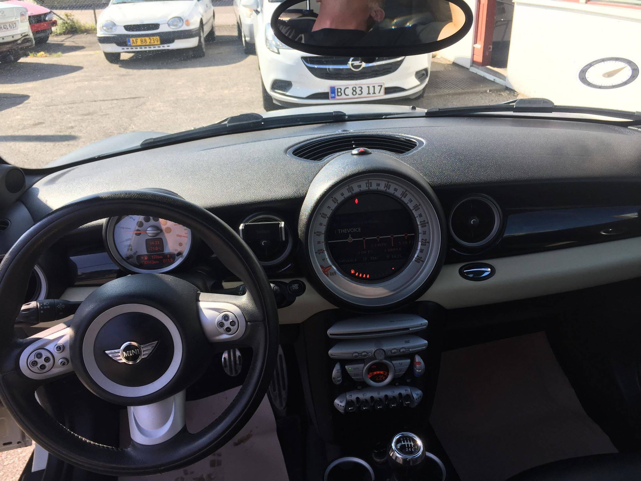 m3 - Mini Cooper S 1,6 175 3d