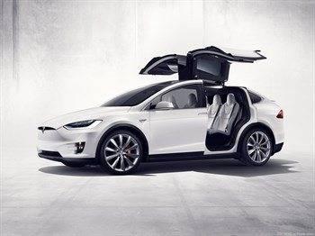 Tesla Model X 2017 350x262
