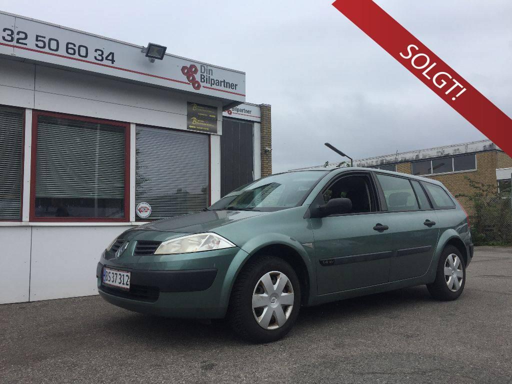 Renault solgt - Bilsalg