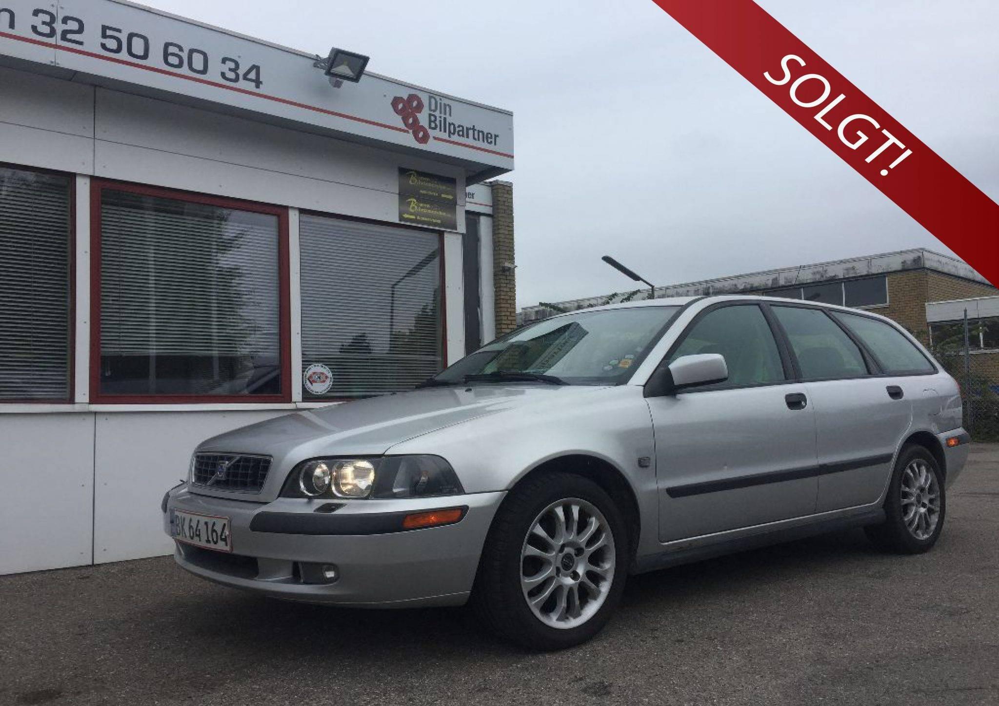 Solgt Volvo - Bilsalg