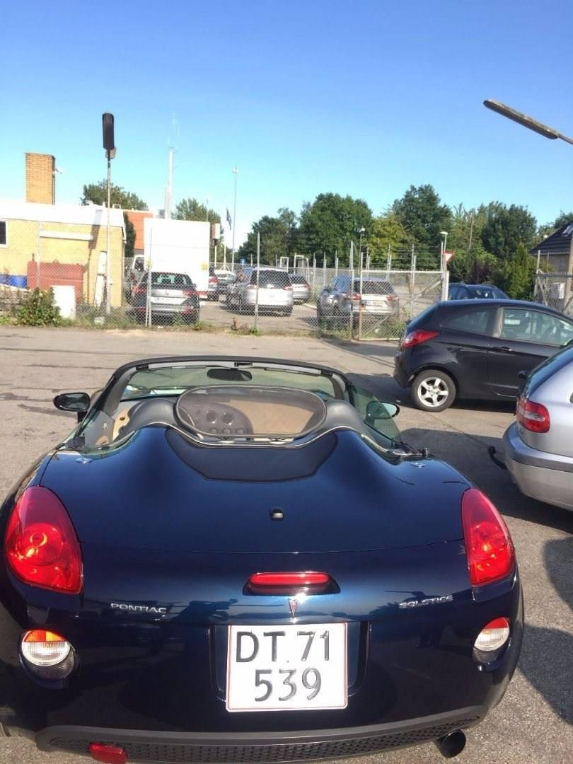 Pontiac til salg