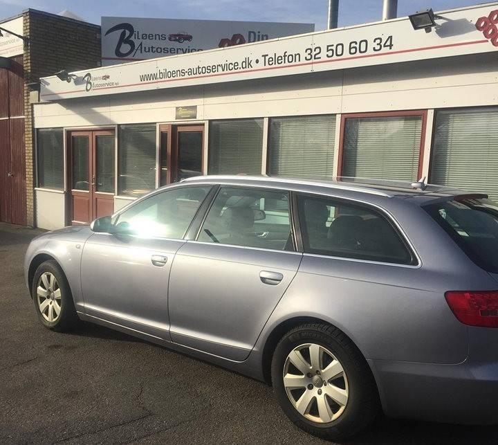 a1.1 - Audi A6 2,7 TDi S-line Avant quattro Tiptr 5d