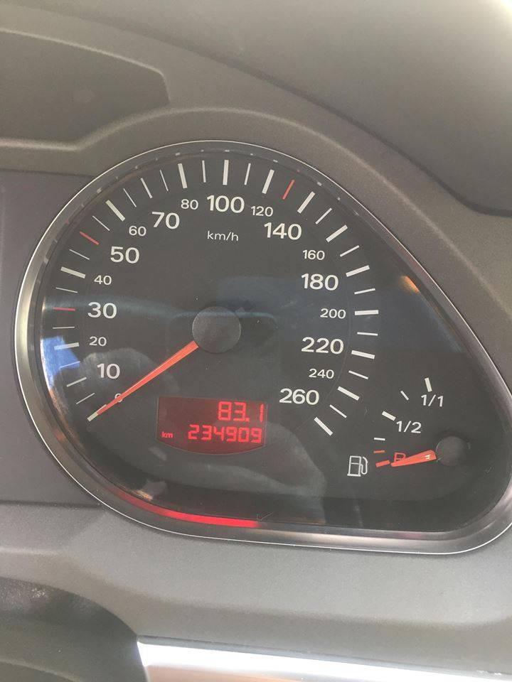 a14 - Audi A6 2,7 TDi S-line Avant quattro Tiptr 5d