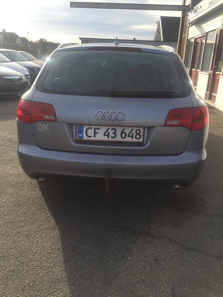 a15 - Audi A6 2,7 TDi S-line Avant quattro Tiptr 5d