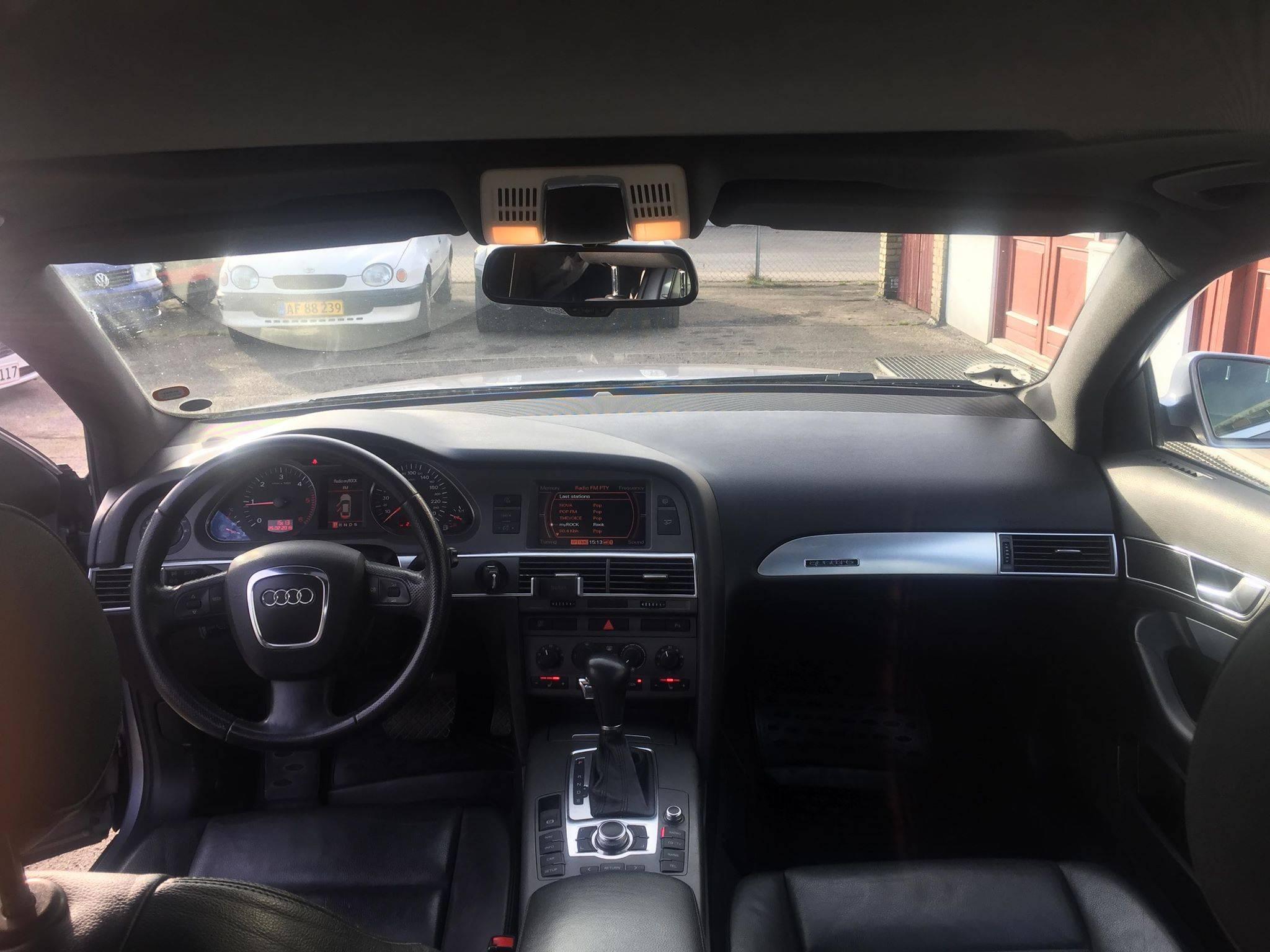 a17 - Audi A6 2,7 TDi S-line Avant quattro Tiptr 5d