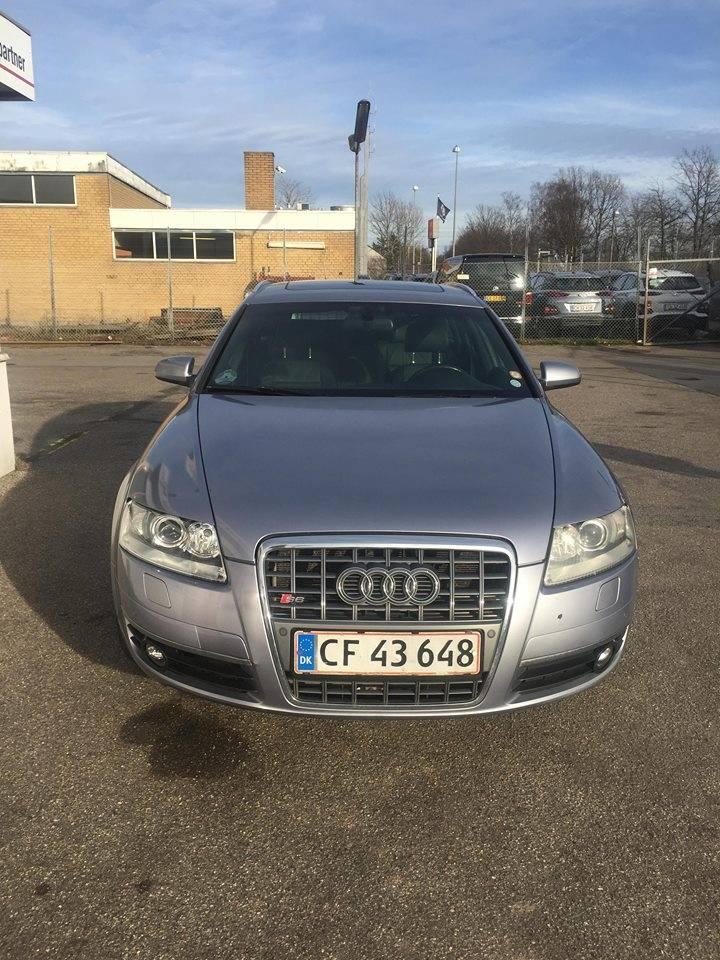 a2 - Audi A6 2,7 TDi S-line Avant quattro Tiptr 5d