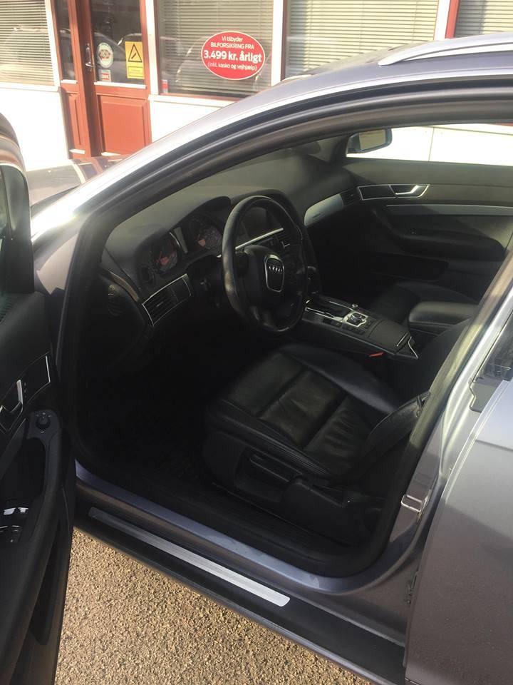 a5 - Audi A6 2,7 TDi S-line Avant quattro Tiptr 5d