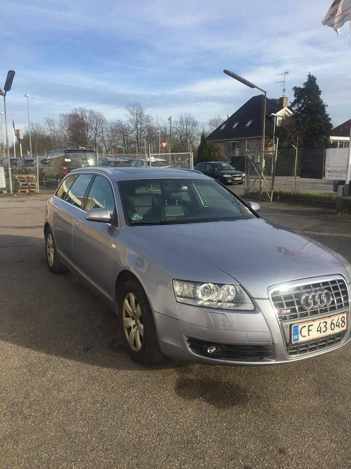 a7 - Audi A6 2,7 TDi S-line Avant quattro Tiptr 5d