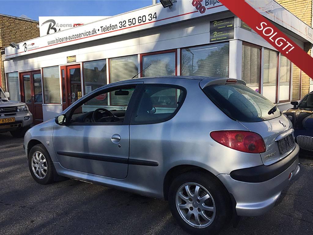 Peugeot 206 solgt 2020 - Bilsalg